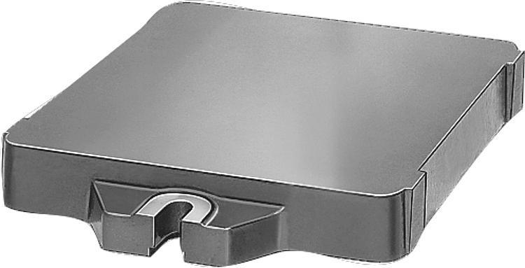 Socle Évidé Fonte Grise - Éléments de base Plaques Plateaux Profilés Équerres de serrage Cubes de serrage