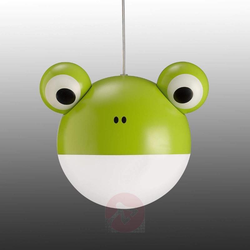 Green pendant lamp Anora - Pendant Lighting