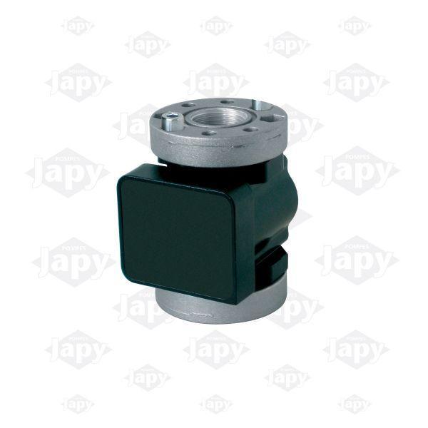 Contador Electrónico De Engranajes Ovalados Con Emisor De Impulsos - Contadores Con Emisor De Impulsos