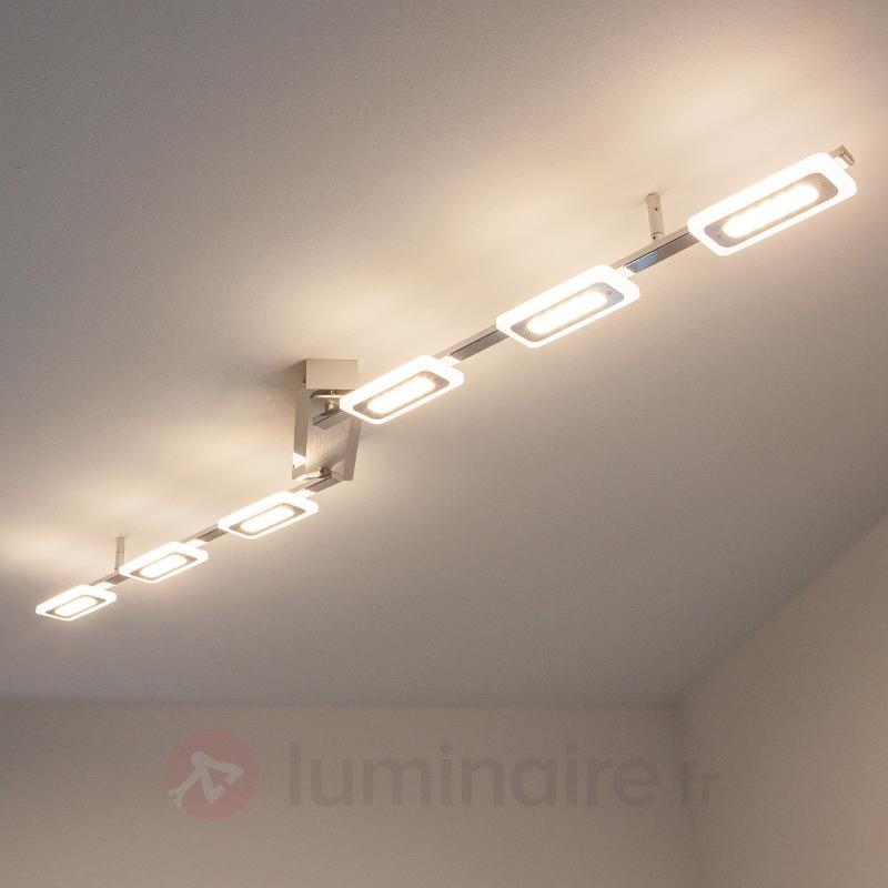 Plafonnier LED Belena à 6 lampes - Plafonniers LED