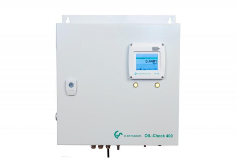 Restölmessgerät - OILCHECK - Stationäre Lösung zur Messung des Restölgehalts in Druckluft nach ISO 8573