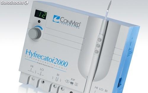 ELECTROBISTURI HYFRECATOR 2000 - FABRICANTE ConMed