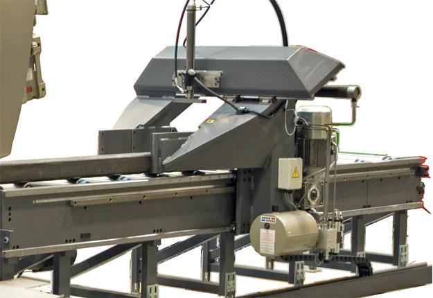 Scie à ruban automatique à CN 2 axes - INDIVIDUAL 520.360 DGA