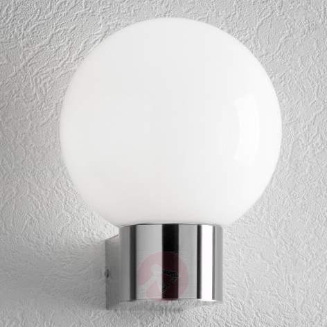 Kekoa outdoor wall light without sensor - stainless-steel-outdoor-wall-lights
