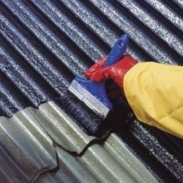 Peinture anti humidité extérieure - Répar'toit® Noir