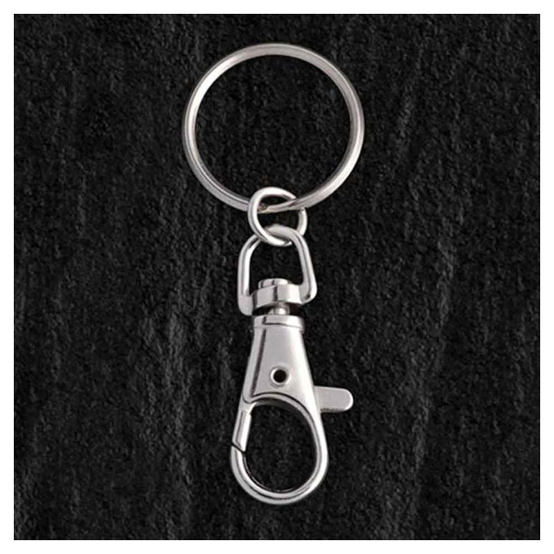 Mousqueton Seul - Porte-clés métal