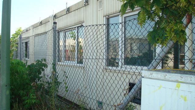 Container - Übersicht - Containeranlage