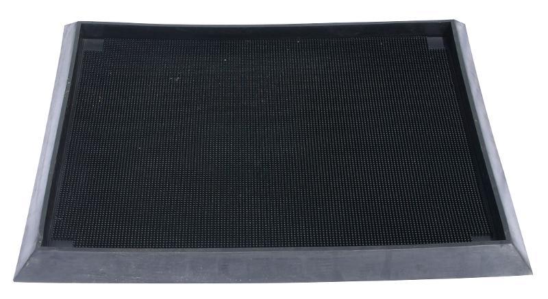 Tapis anti-contamination - tapis pédiluve