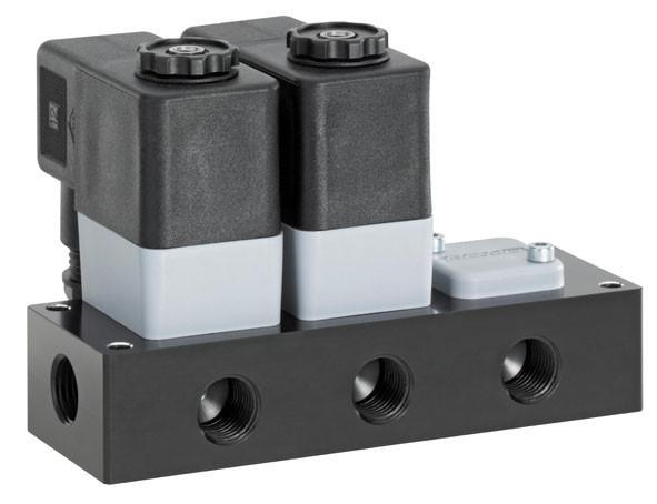 GEMÜ 0326 - Elektrisch betätigtes Vorsteuer-Magnetventil