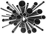 Round-Rectangular-Tubes-Industrial-Tubes - Steel Wire & Springs