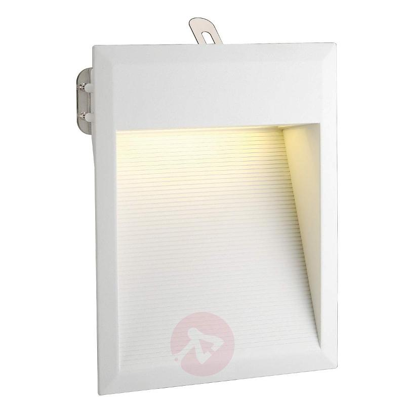 Downunder LED 27 Recessed Outdoor Lamp White WW - Recessed Lights