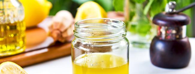 Condiments au miel