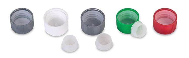 Child-resistant packaging - PE or PET bottle + closure combinations