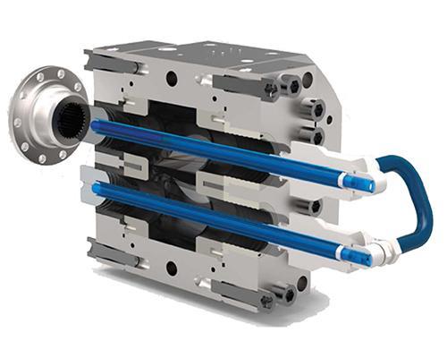 Gear Pumps - RUBBER – Compounding Pump
