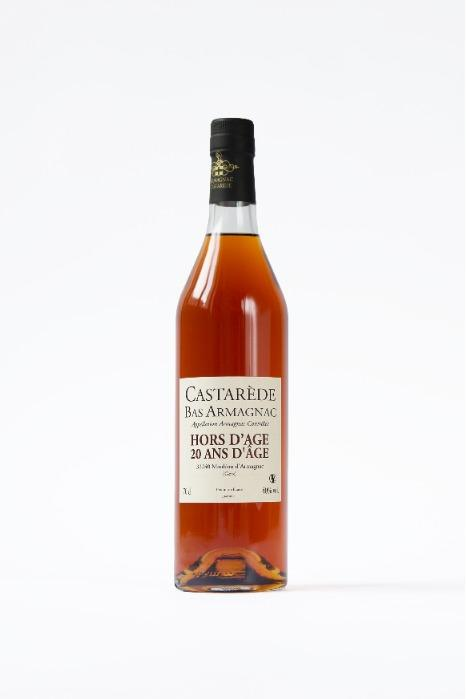 Bas Armagnac CASTAREDE Hors d'Age -