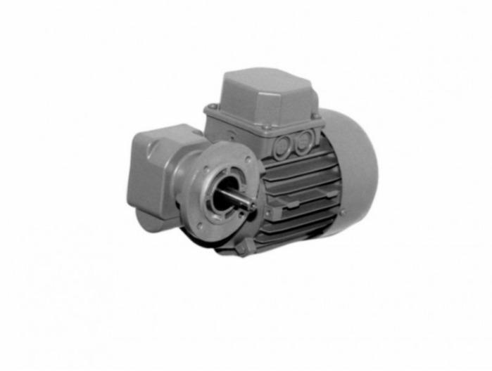 SN5FR - Einstufiger Getriebemotor mit Ausgangswelle