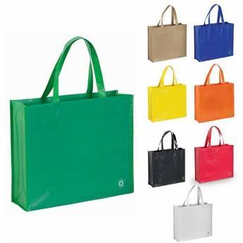 Sac shopping en PP laminé B130 - Réf: B130