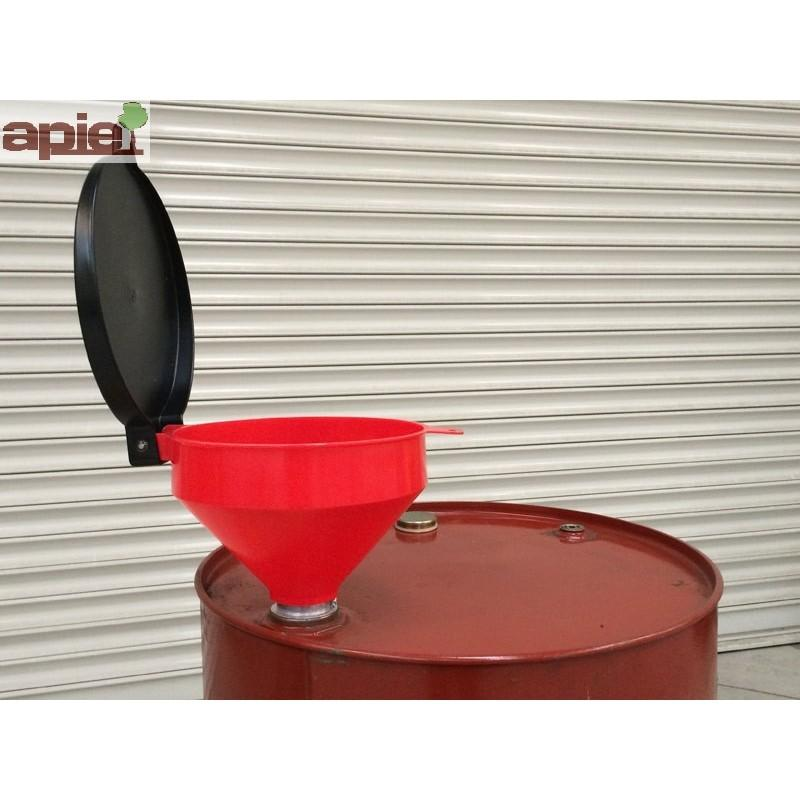 Entonnoir pour fûts et réservoirs - Référence : ENTONNOIR-FUT/CITERNE