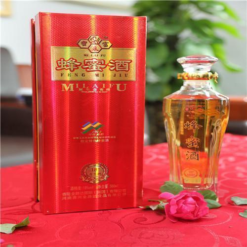 Milaifu - Cuidado de la Salud Honeymead - 18 botellas conjunto del regalo