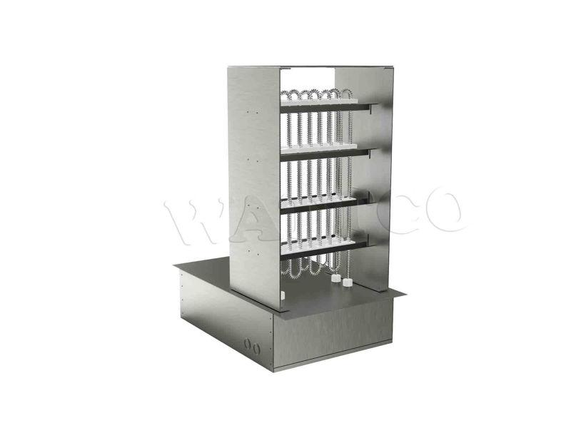 Industrial Duct Heaters : Open coil duct heaters industrial wattco
