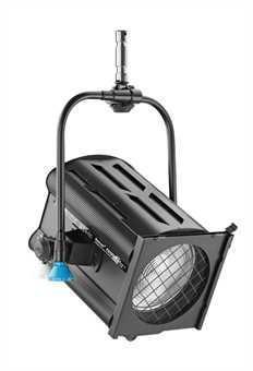 Halogen spotlights - LDR Tono F 2000 plus P.O. black
