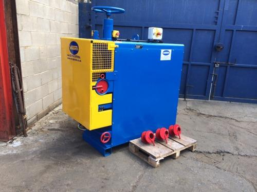 Re-conditioned machinery - ELDAN - re-conditioned cable shredder