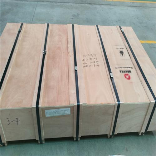 titanium plate - Grade 4, hot rolled, thickness 10.0mm