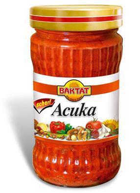 Acuka Paprika relish hot - null
