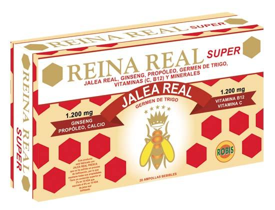 Royal jelly Super - ENERGY AND VITALITY