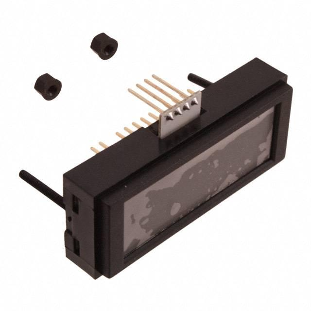 VOLTMETER 2VDC LCD PANEL MOUNT - C-TON Industries DK332