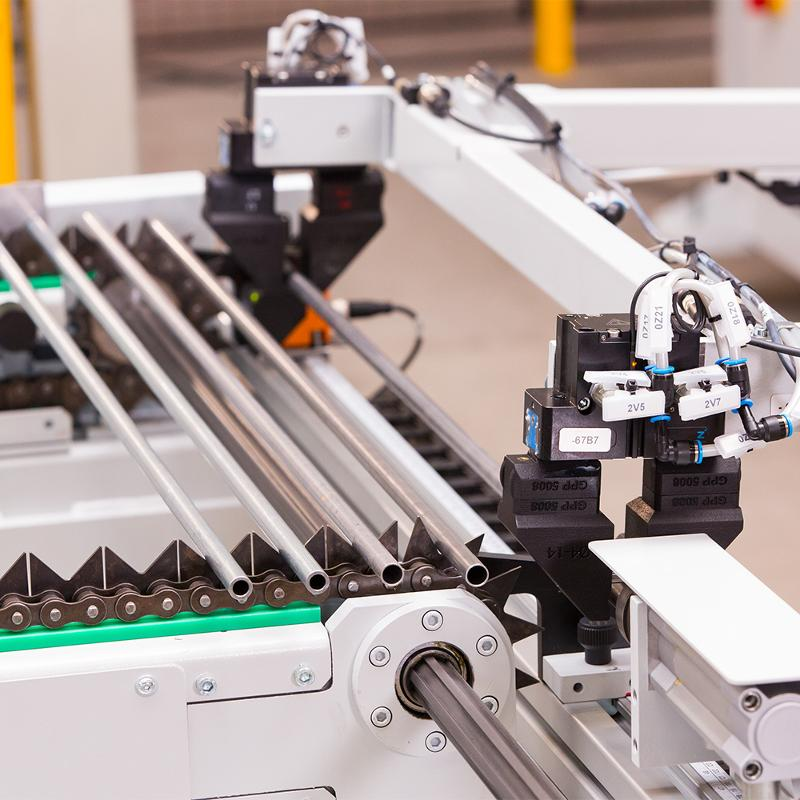 Loading Systems - Our t motion automation systems deliver greater production reliability.