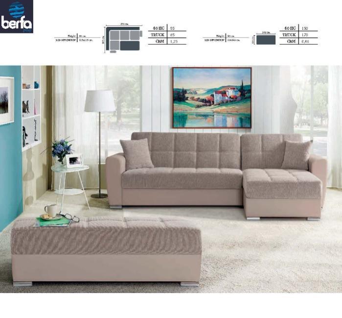 Hjørne Dynamic - Hjørne sofa sæt, Hjørne Sovesofa, Sovesofaer