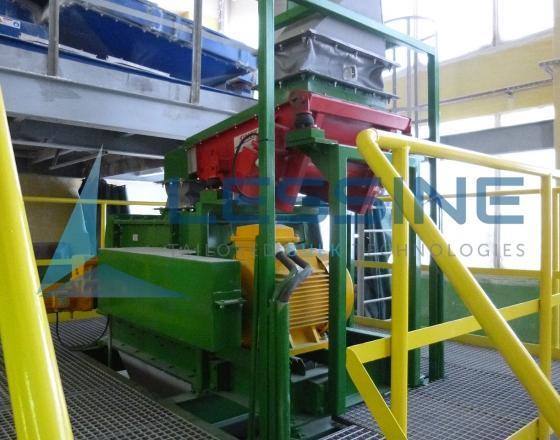 Broyeur marteaux-cylindre - Environnement et recyclage