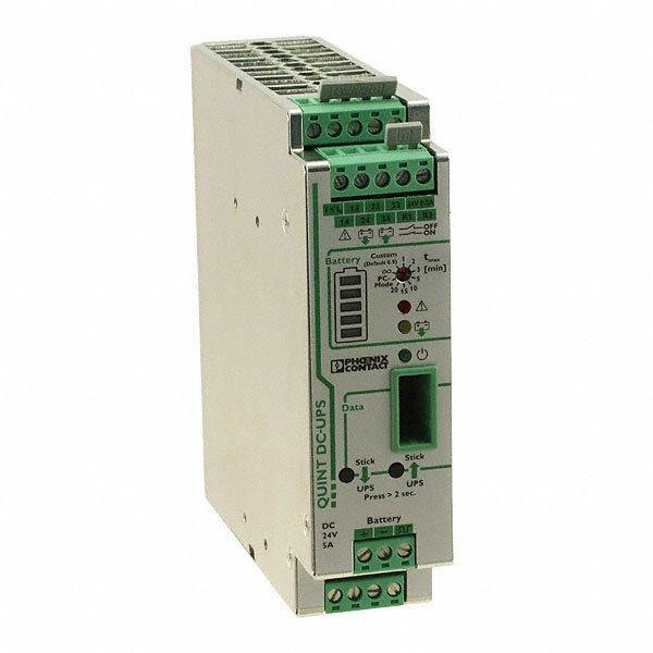 UPS 24VDC 5A DIN RAIL - Phoenix Contact 2320212