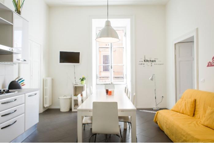 Appartamento spazioso zona Termini -