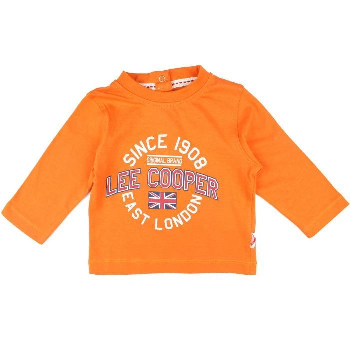 Grossista Europa Maglietta a maniche lunghe Lee Cooper   -  Set di abbigliamento estivo