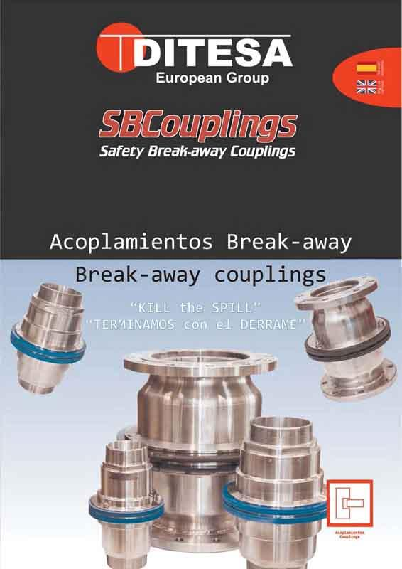 ACOPLAMIENTOS DE SEGURIDAD BREAK-AWAY -