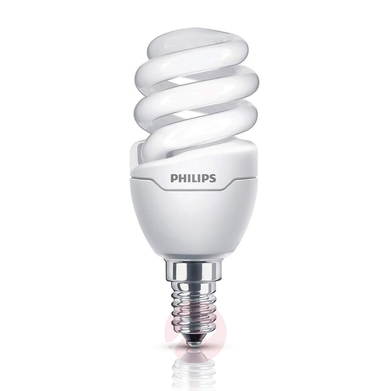 E14 8W 827 energy saving bulb Tornado Mini Spiral - light-bulbs