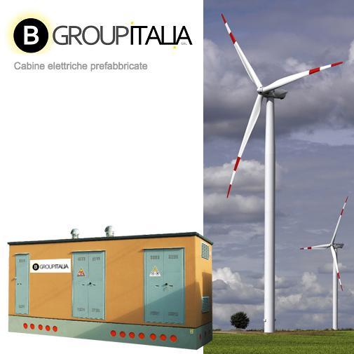 Cabine elettriche prefabbricate