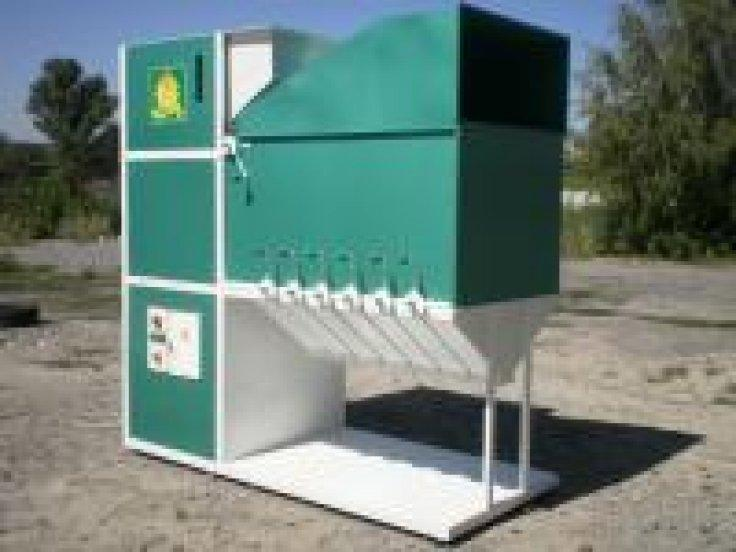 Сепаратор зерна ИСМ-30 - сепарация и калибровка до 30 т/ч