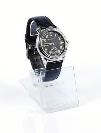 Uhrensteller - null