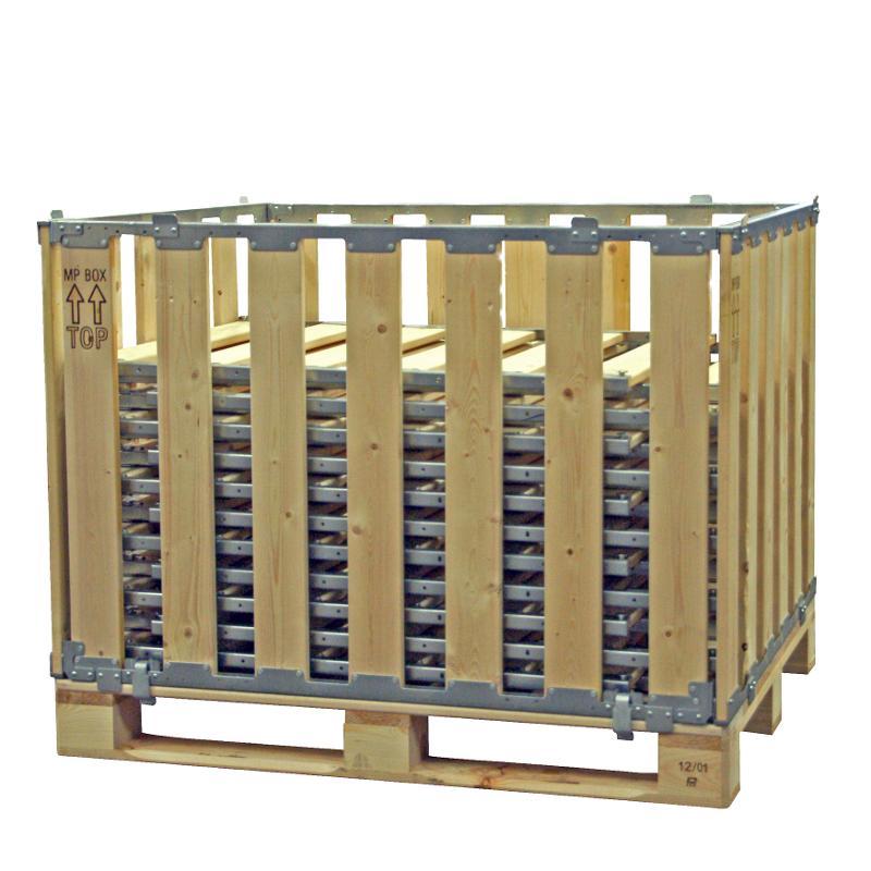 Collo modulare Palettenbox