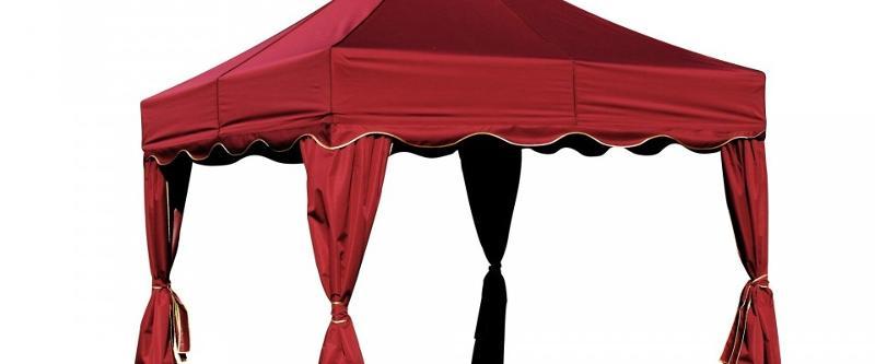 Habillage sur mesure - Accessoires pour tentes pliantes proSZC et proSZP