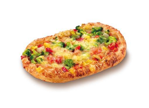 Vegetable Pizza - Snacks