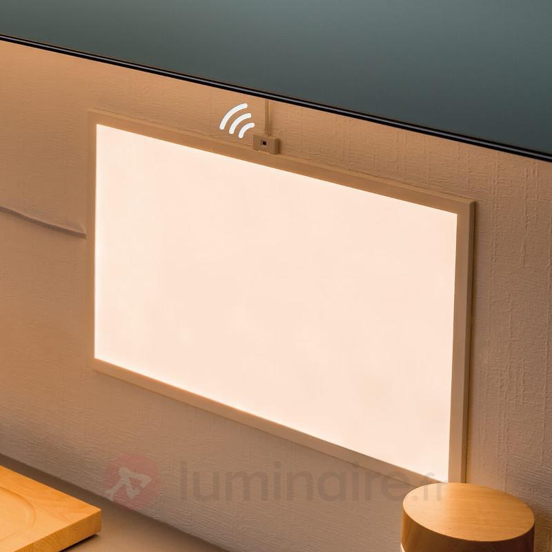 Panneau LED Glow avec commande gestuelle - Appliques LED