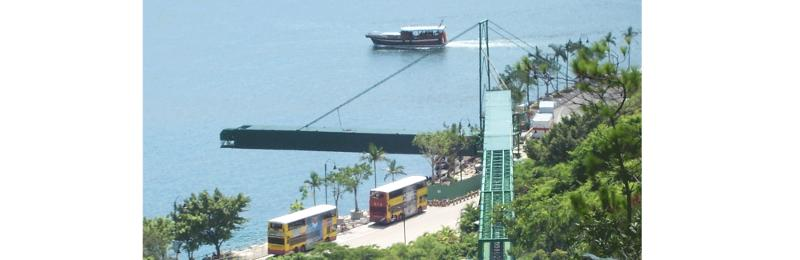OCEAN PARK Hong Kong - CHINE - null