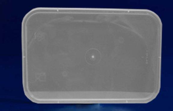 Deckel zur Deckung einer Dichtung 232 x 139 mm. - null