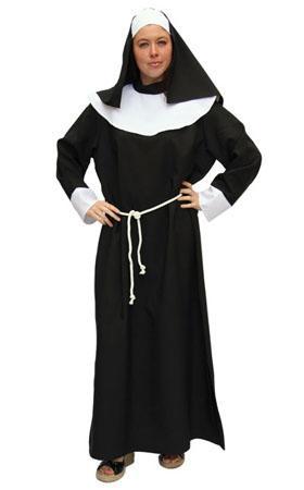 Costume religieuse - null