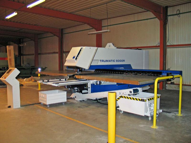 1 TRUMPF 5000 R punch presses - null