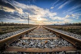 Technische Teile für den Schienenverkehr